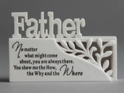 Message In Light: Father