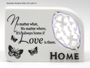 LED Message In Light: Home (PL4716)