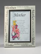 Message Frame: Mother