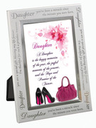 Message Frame: Daughter