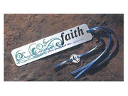 Metal Bookmark: FAITH (N28073F)
