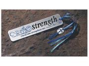 Metal Bookmark: STRENGTH (N28073S)