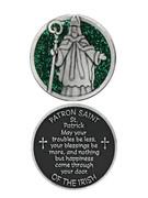 Glitter Coin: St Patrick (PT683)