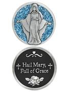 Glitter Coin: Hail Mary