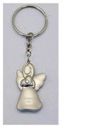 Keyring: Angel with Diamente: CRYSTAL
