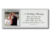 Message Mirror Frame: Wedding