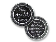Pocket Token: You Are My Love (masculine)