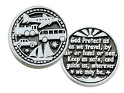 Pocket Token: Traveller's Prayer