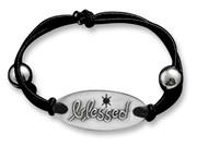 Stretch Bracelet: Blessed