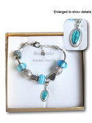 Charmed Bracelet: Miraculous Medal