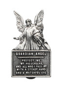 Visor Clip: Guardian Angel Protect Me