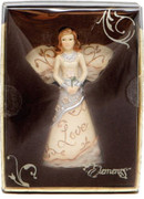 "Fridge Magnet: ""Love"" Angel"
