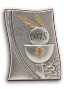 Communion Gift: Standing Silver Plaque(PL29C)