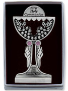 Communion Gift: Chalice Plaque(QP501)