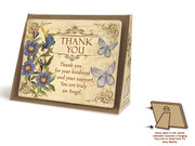 Jardin Series Plaque: Thank You