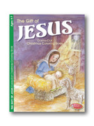 Childrens Colouring Book: Gift of Jesus (Ages 4-7)