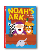 Childrens Colouring Book: Noah's Ark (Ages 2-5)