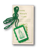 GREEN SCAPULAR AND LEAFLET (GE73003)