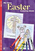 Childrens Colouring Book: My First Easter