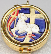 Pyx: Enamel Top: Lamb