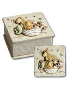 Noah's Ark Trinket Box