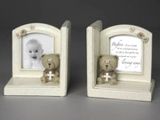 Baby Bear Book Ends Photo Frames