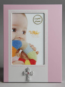 Metal Photo Frame, Baby Girl