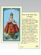 Holy Card(each): 800 SERIES - Infant of Prague