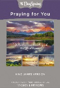 Boxed Cards (12): Praying for You (CB20356)