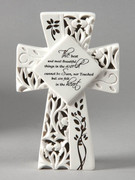 LED Cross Most Beautiful 15.5cm