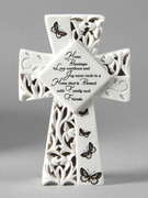 LED Cross Home Blessing 15.5cm