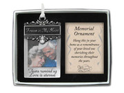 Memorial Ornament/frame, Forever In my Heart (CO738)