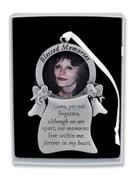 Memorial Ornament/frame, Blessed Memories (CO913)