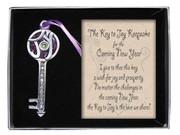 Key to Joy Keepsake for New Year(KO110)