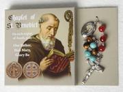 Chaplet: St Benedict (RC2523)