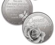 Lucky Coin: Dearest Grandpa