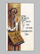 Holy Cards (each): Confirmation Blessing
