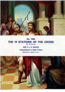 Stations of Cross Set 14 Prints (6x8in)(PI1469)