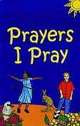 Children's Book: Prayer I Pray (St Paul's)(9781921032677)