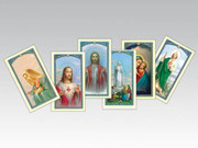 Laminated Holy Cards: 800 SERIES - Assorted Pack (50)(LC8ASS)