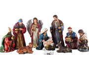 Nativity Set 11 pieces 45cm (NS19154)