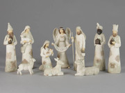 Nativity Set 10 pieces 25cm (NS1910)