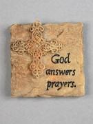 Magnet: God Answers Prayer (MG1324)