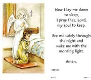 TJP Holy Card: Guardian Angel (TJP702B)