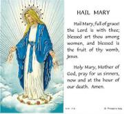 TJP Holy Card: Hail Mary (TJP718C)