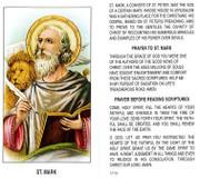 TJP Holy Card: St Mark (TJP759)