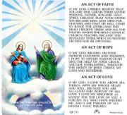 TJP Holy Card: Holy Trinity (TJP771)