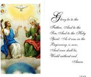 TJP Holy Card: Holy Trinity (TJP828)