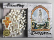 Boxed Rosary: Our Lady of Fatima(RX0069)