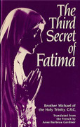 Booklet: The Third Secret of Fatima (THIRD SECRET)